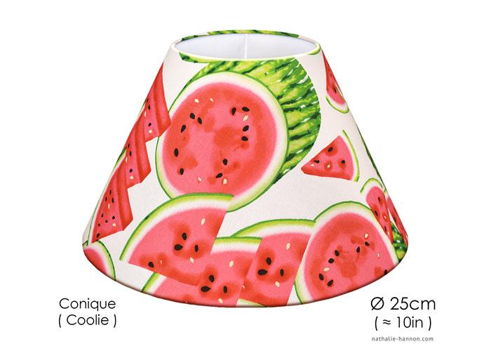 Abat-jour Pastèque - Watermelon