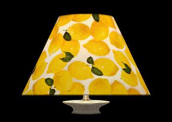 Lampshades Fresh Lemons