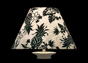 Lampshades Hawaiian Pineapples
