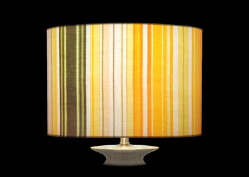 Lampshades Sunny Stripe