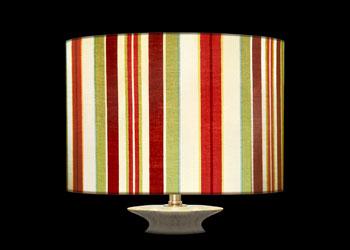 Lampshades Rayures Transat