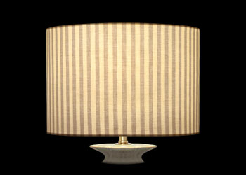 Lampshades Victorian Stripe