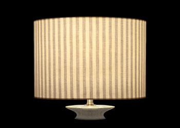 Abat-jour Victorian Stripe