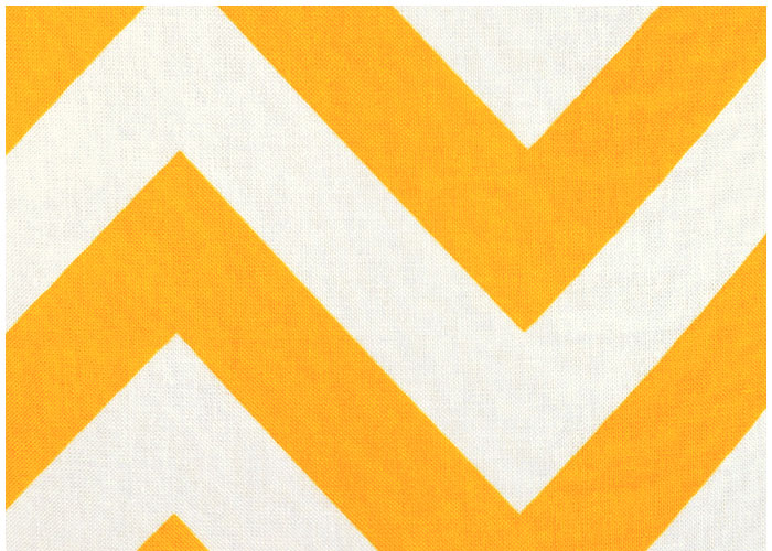 Abat-jour Yellow Chevron