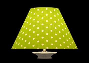 Lampshades Polka Dots