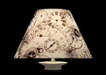 Lampshades Clocks