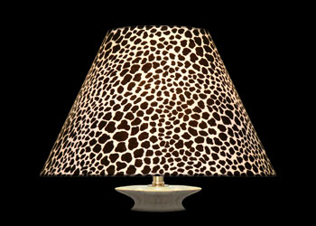 Lampshades Fur
