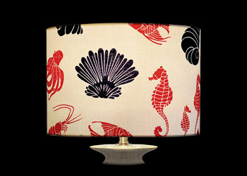 Lampshades Sea Life