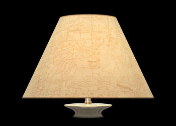 Lampshades Going South