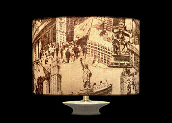 Lampshades NY Nostalgia