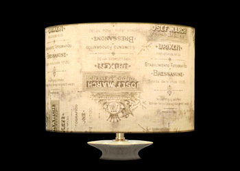 Lampshades Enseigne d\'Autrefois