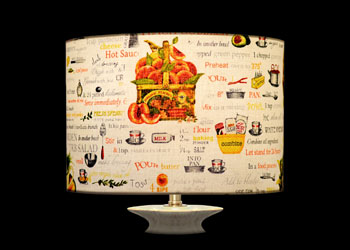 Lampshades For the Kitchen