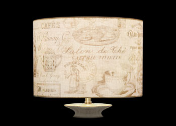 Lampshades French Tea
