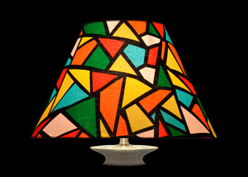 Abat-jour Stained Glass - Vitraux