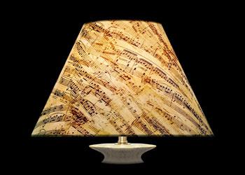 Abat-jour Musical
