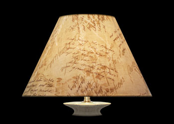 Lampshades Poetic Writings