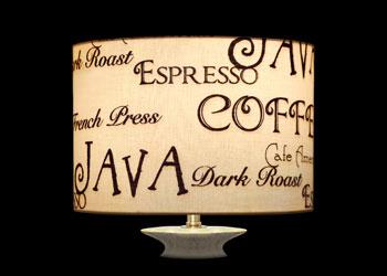 Abat-jour Coffee