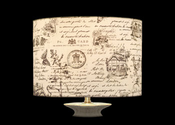 Lampshades Post Cards
