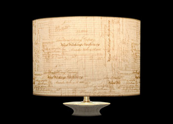 Lampshades Receipts