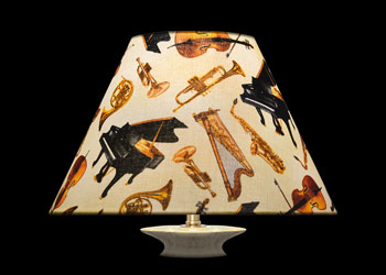 Lampshades Musical Instruments