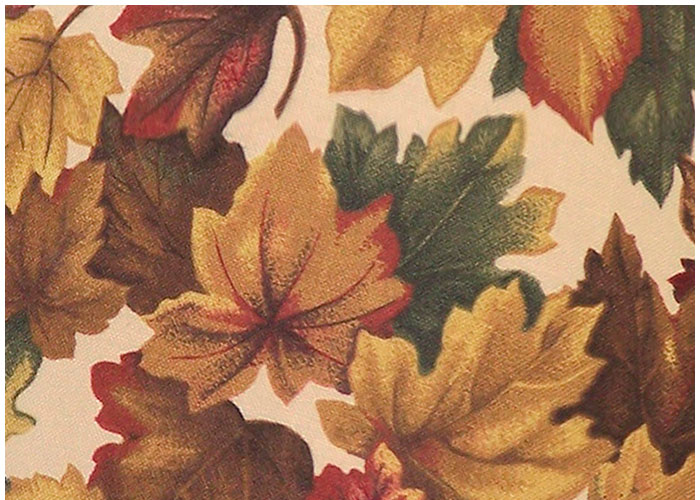 Abat-jour Autumn Leaves