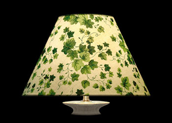 Lampshades Spring Ivy
