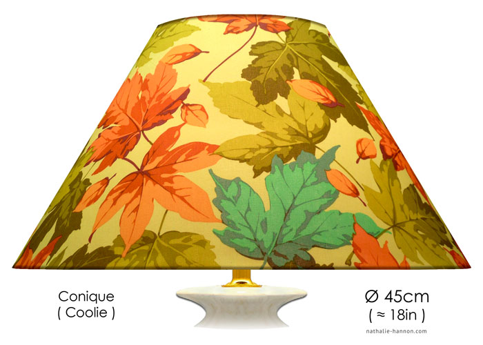Abat-jour Maple Leaf