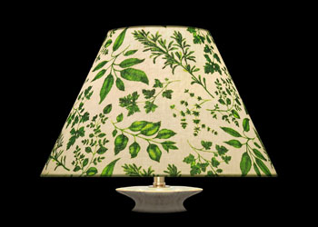 Lampshades Herbes de Provence
