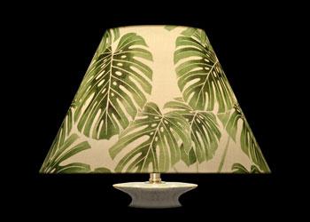Lampshades Botanique Moderne