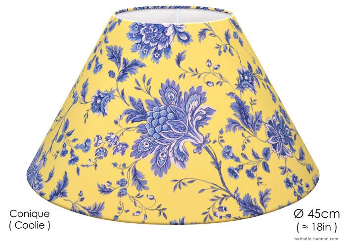 Abat-jour Floraux Provençaux