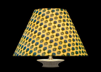 Lampshades Provence Fleurs