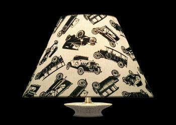 Lampshades Autos d\'Autrefois