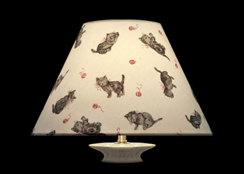 Lampshades Kittens
