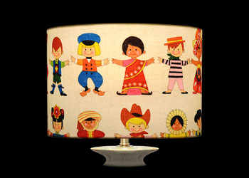 Lampshades Together