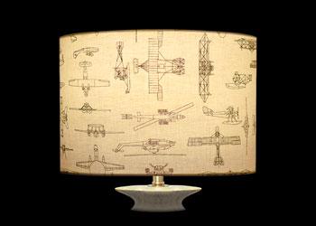 Lampshades Mes Avions