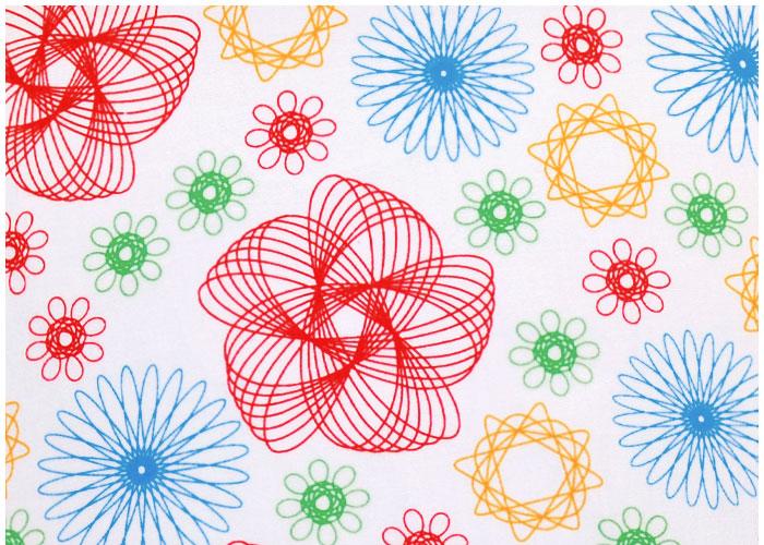 Abat-jour Spiral Drawings
