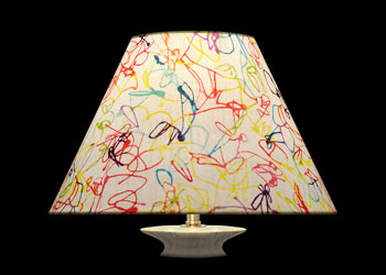 Lampshades Scribbles