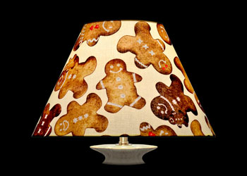 Lampshades Gingerbread Man