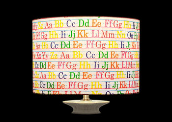 Lampshades My ABC\'s